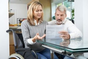 North Carolina couple reviews social security disability benefits