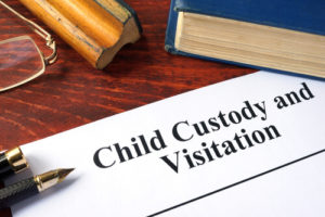 Child custody and visitation lawyer